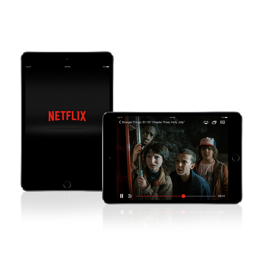 Netflixは世界的にも多くの利用者を抱えている魅力的なサービス