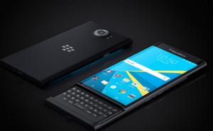 正式名称【BlackBerry Priv】