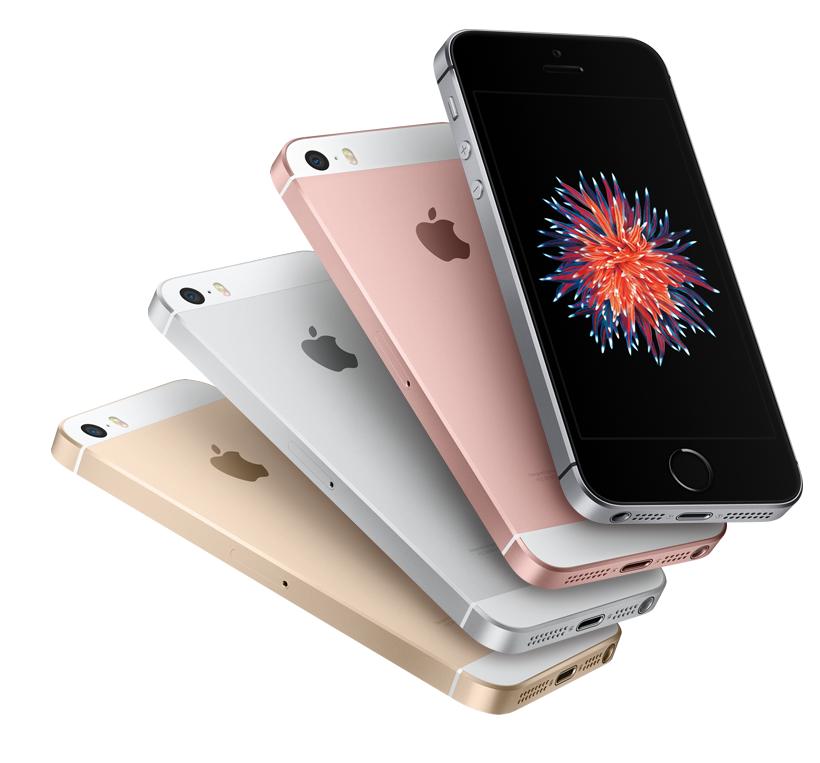iPhoneSEは価格も安いし、SIMフリーで52800なら人気が出ないわけがないですね。