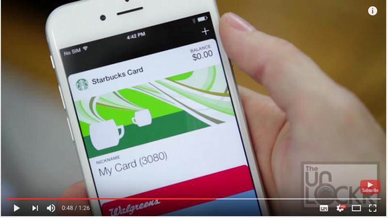 海外版!iPhone7でApple Payを登録する方法2