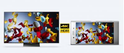 Xperia XZ Premiumは4K HDRという恐ろしいディスプレイが待っている?1