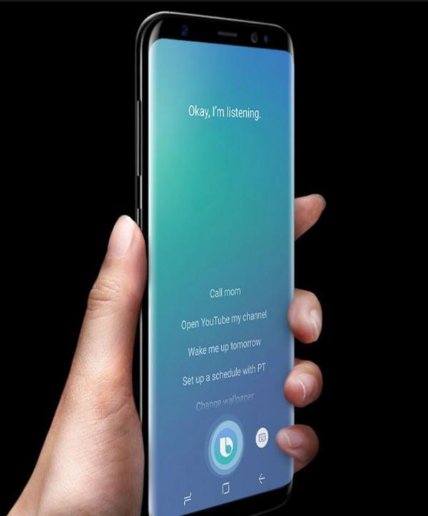 新しいAI機能「Bixby」-1