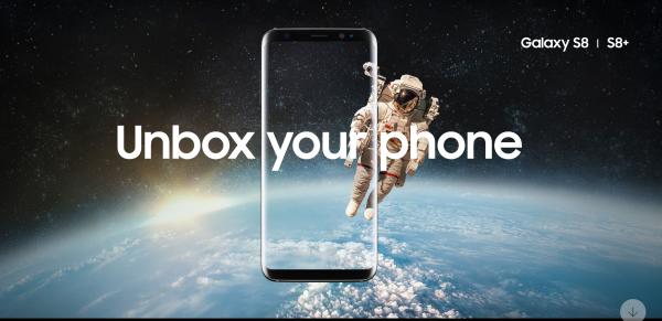 Galaxy S8/S8+のディスプレイは超ベゼルレスに!ホーム画面も埋め込み物理ボタン消失-1