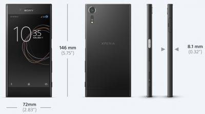 Xperia XZsのカラバリは3色!2