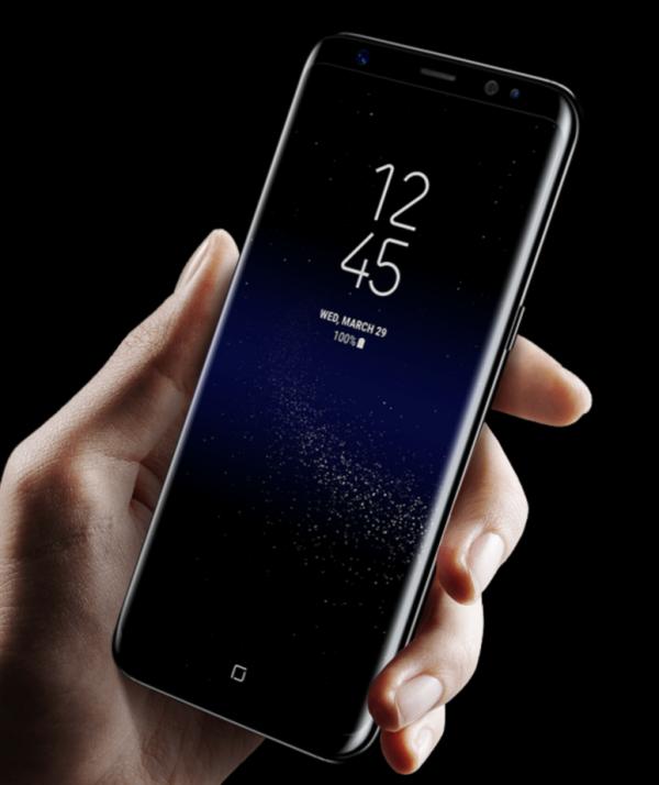 Galaxy S8(SOV35)