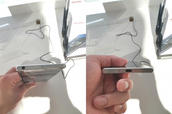 カラバリは2色!クロムはXperia Z5 Premiumと同じツルテカ鏡仕様-2