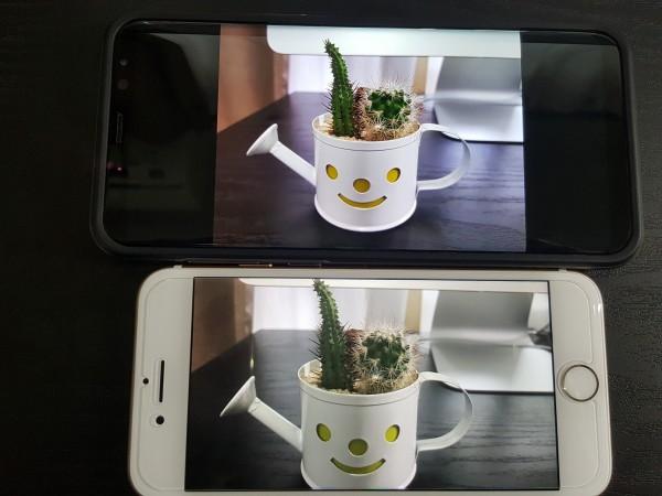 Galaxy S8+、下がiPhone7-1