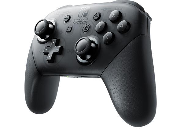 Nintendo SwitchのJoy-Conの他にProコントローラーがあると便利!-1