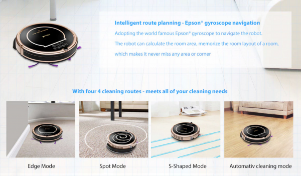 ハイアール(Haier)のロボット掃除機XShuai T370が7月30日までの限定セールを開催【GearBest】