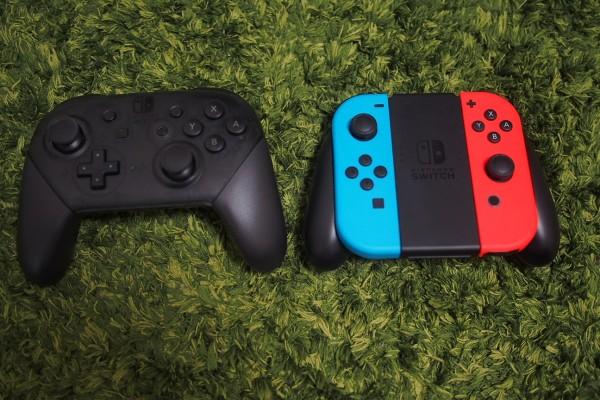 Nintendo SwitchのJoy-Conの他にProコントローラーがあると便利!-3