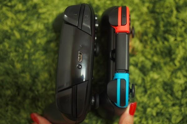 Nintendo SwitchのJoy-Conの他にProコントローラーがあると便利!-4