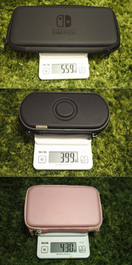 Nintendo Switchの大きさと重さを他の携帯ゲーム機と比較してみた-5