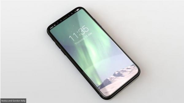 iPhone8ではホームボタン(Touch ID)の埋め込みは行わず電源ボタンに?-1