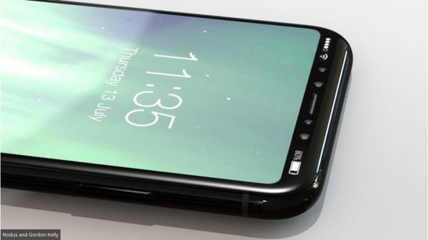 iPhone8ではホームボタン(Touch ID)の埋め込みは行わず電源ボタンに?-4