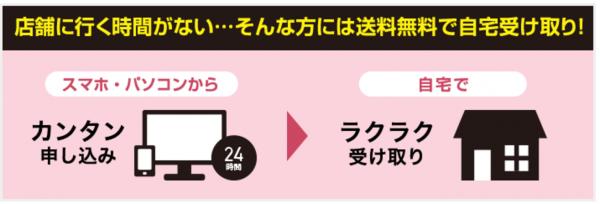 ソフトバンクオンラインショプでiPhone8を注文すれば家まで無料配送