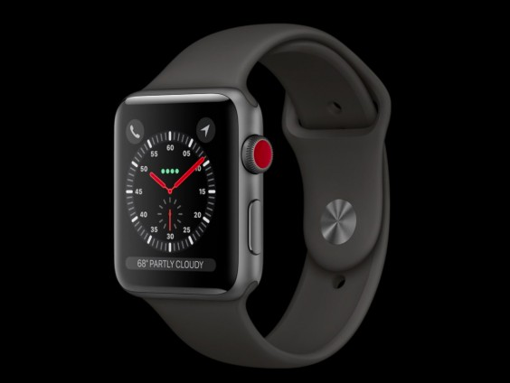 Apple Watch Series2とSeries3の違いその1:LTE対応版が発売