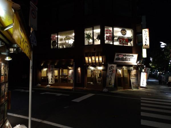 ZenFone 4のカメラの実力をチェック!@夜の丸亀