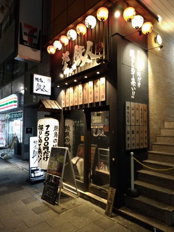 ZenFone 4のカメラの実力をチェック!@夜の新宿