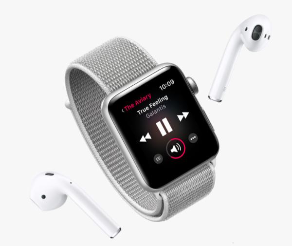 Apple Watch Series3でCDから取り込んだ曲を聴く方法とは?-1