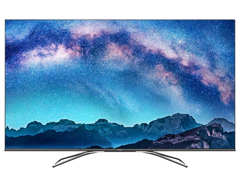 ハイセンスの75型テレビ:75U8F