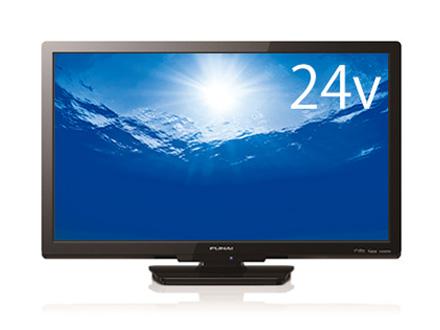 フナイの24型液晶テレビ:FL-24H1010P