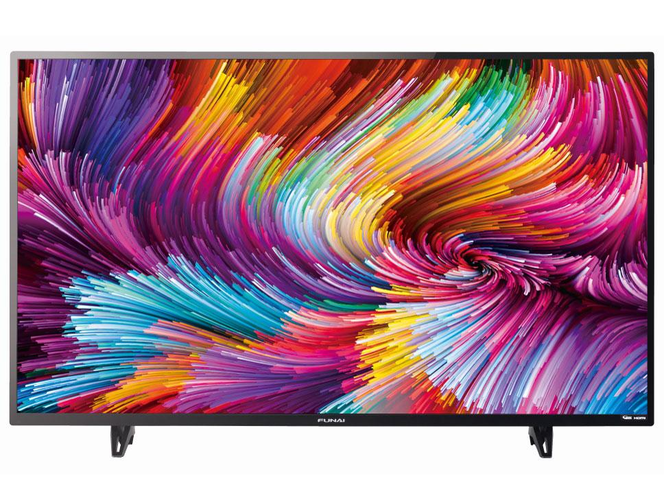 フナイの43型液晶テレビ:FL-43U3020