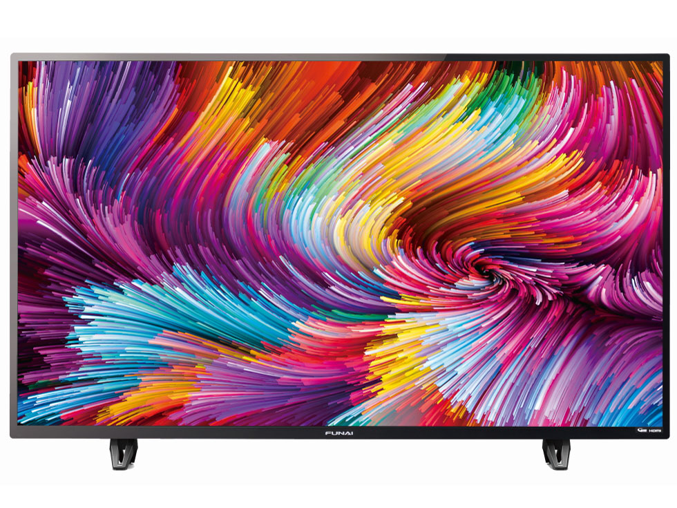 フナイの55型液晶テレビ:LUCA LT-40A420