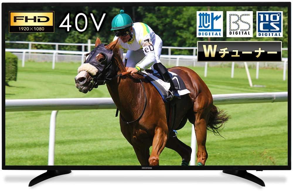 アイリスオーヤマの40型液晶テレビ:LUCA LT-40A420