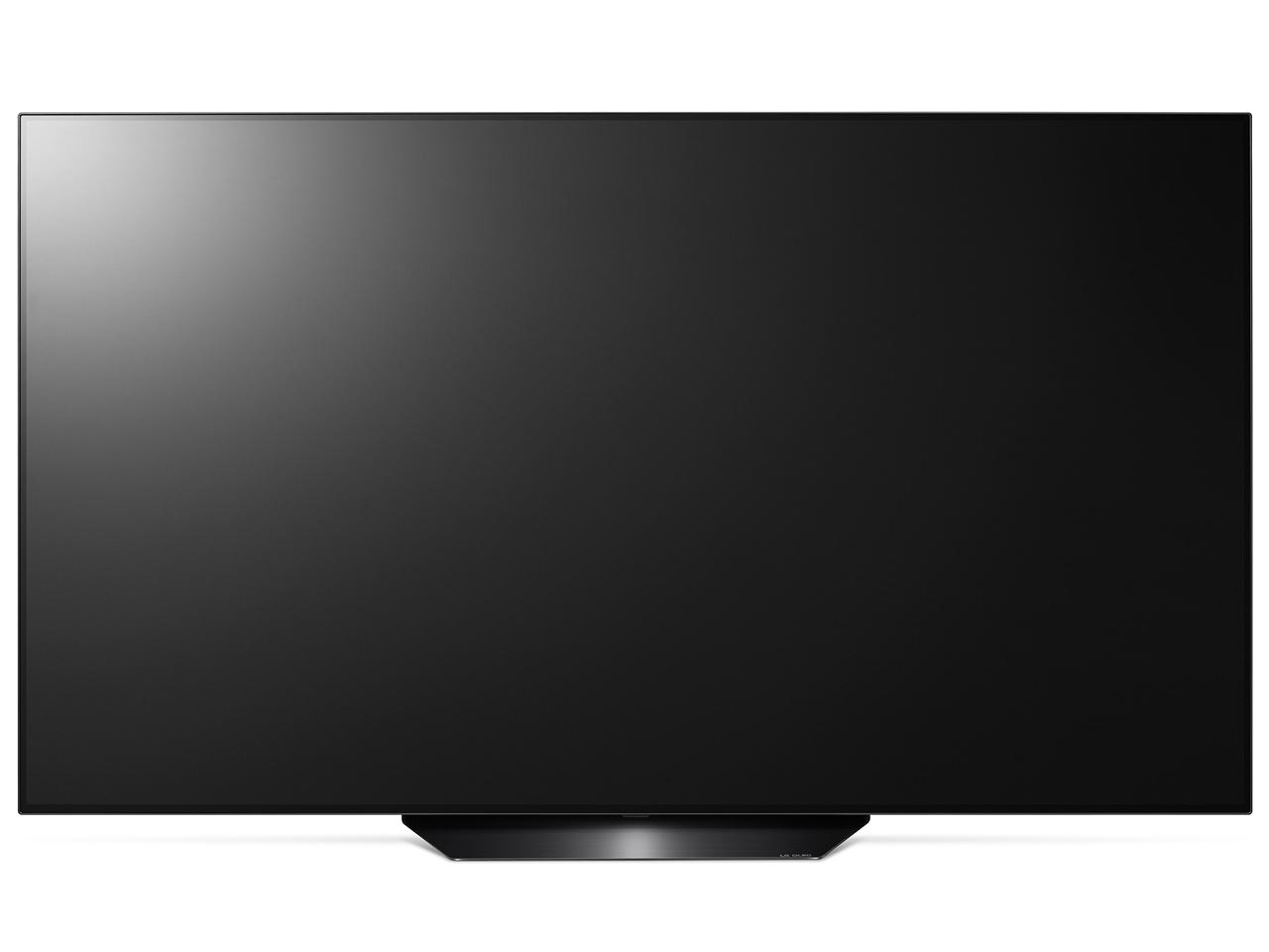 LGの55型有機ELテレビ