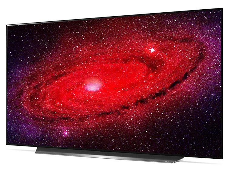 LGの55型有機ELテレビ:OLED55CXPJA